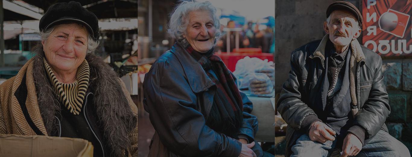people of gyumri